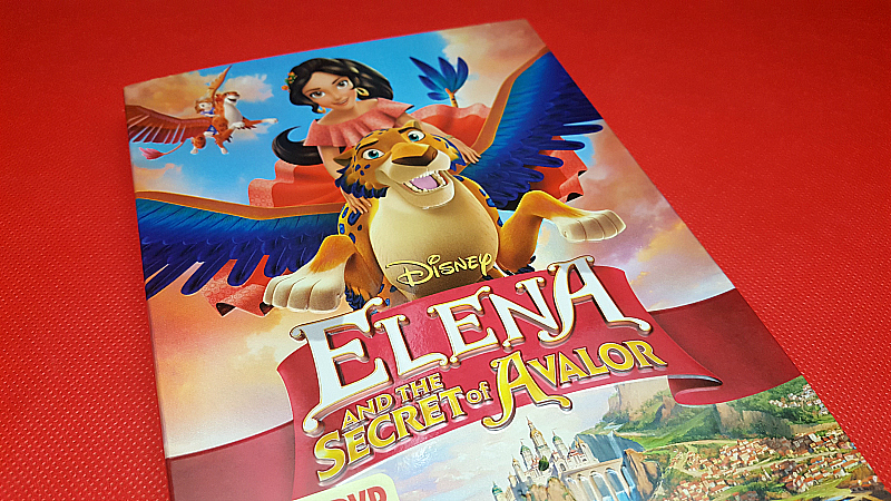 Disney  Elena and the Secret of Avalor The Magic Within