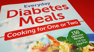 Everyday Diabetes Meals Cookbook