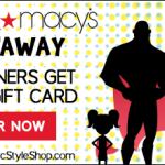 Super Macys $50 Gift Card Giveaway – 20 Winners