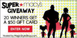 SUPERMacys Giveaway