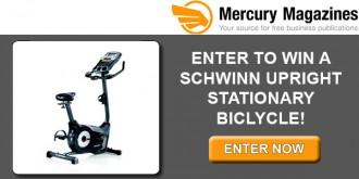 Schwinn Stationary Bike Giveaway