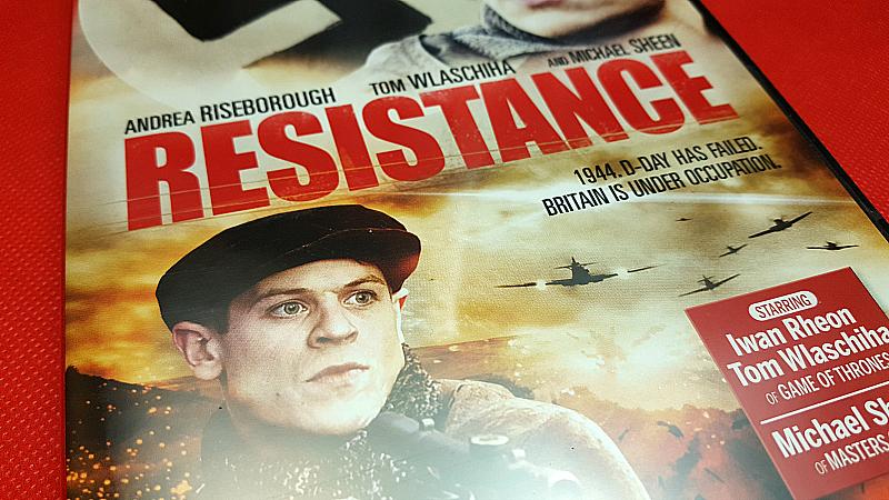Resistance DVD
