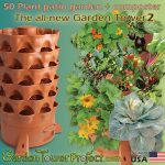 Garden Tower Giveaway – Ends 4/9/17