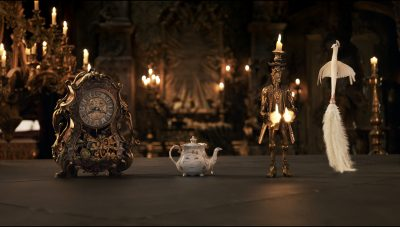 New Disney Beauty and The Beast Dinner Invitation Video Clip