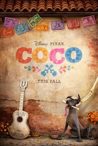 Disney-Pixar's Coco Coming to Theaters November 2017