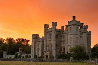 HomeAway Vacation to a Castle in Scotland Sweepstakes