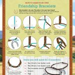 Free Spirit Riding Free Friendship Bracelet Craft