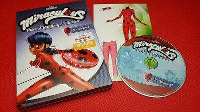 Miraculous: Tales of Ladybug & Cat Noir: It's Ladybug! DVD