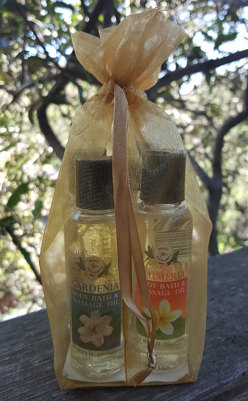 Maui Excellent Body, Bath & Massage Oils