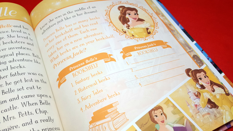 Dream Big, Princess: Belle's Special Edition