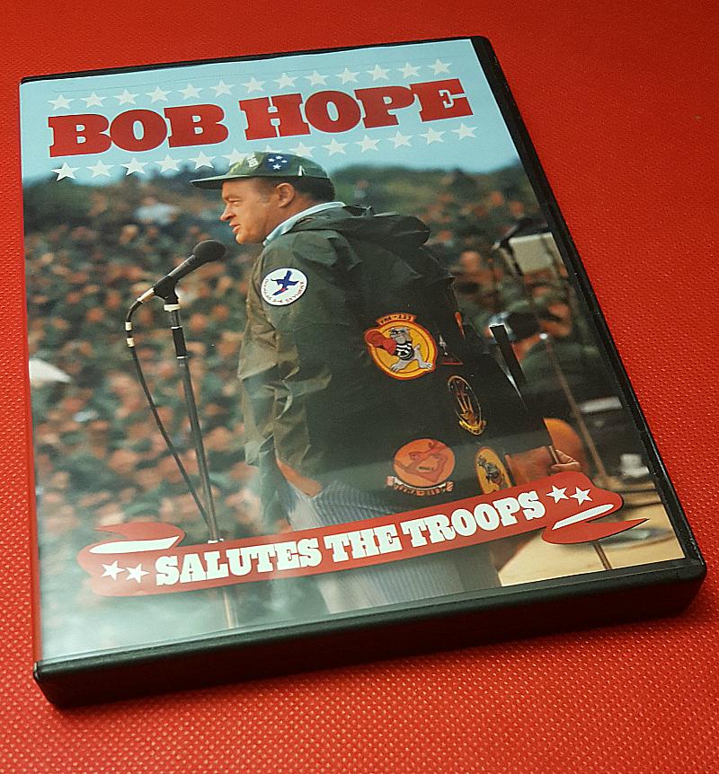 Bob Hope Salutes The Troops