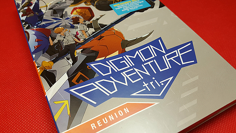 Digimon Adventure Tri.: Reunion DVD