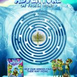 Free Printable Arctic Adventure Maze