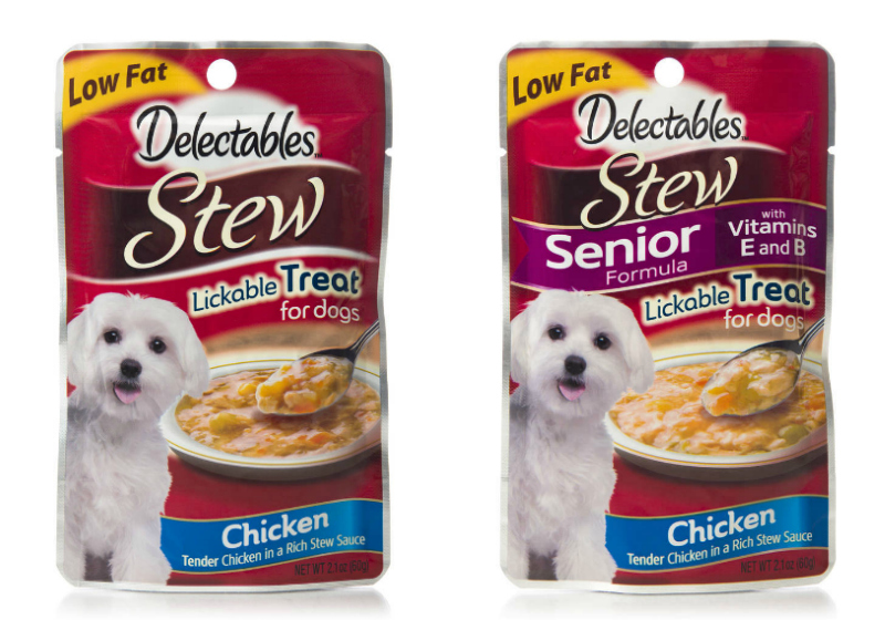 Delectables Treats for Dogs