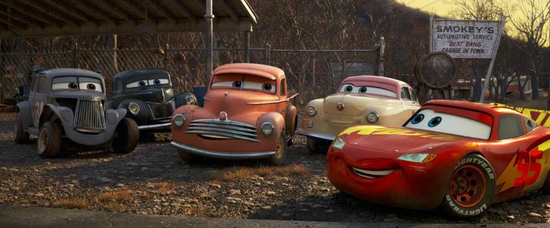 Disney Cars 3 Movie
