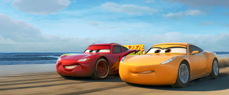 Disney Cars 3 Movie