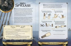 Disney Pirate Spyglass Craft