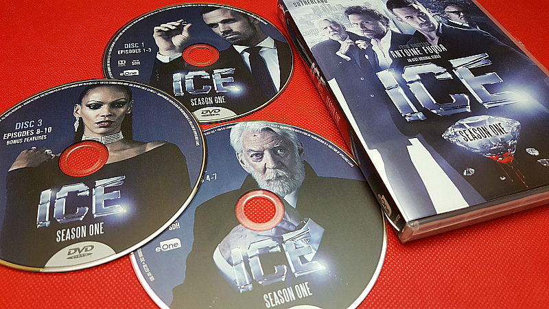 Ice Season 1 DVD Set