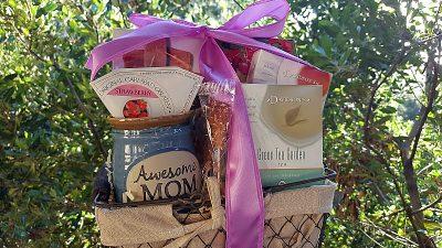 Spring Gourmet Gift Basket