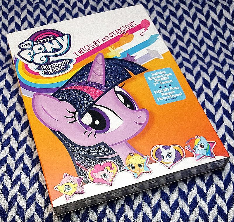 My Little Pony Twilight and Starlight DVD