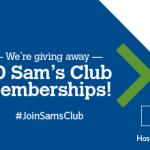 Sam's Club Membership Giveaway