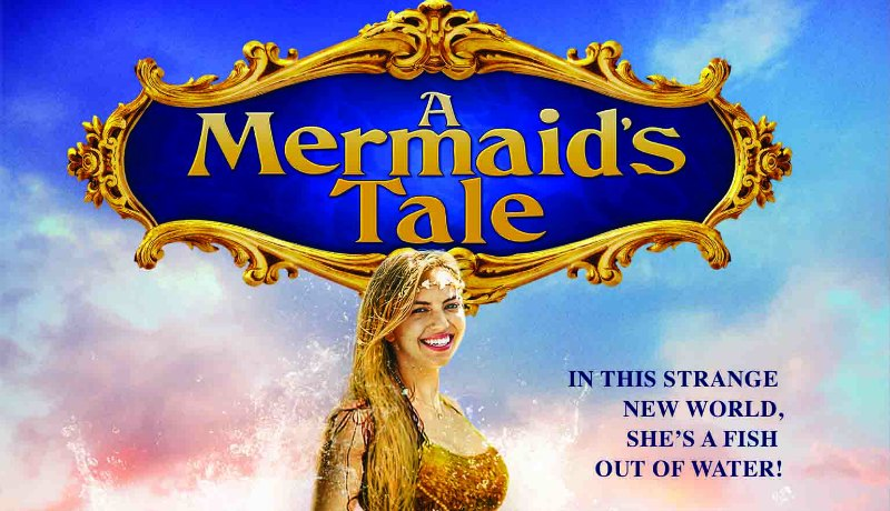 Swimming with Mermaids in A Mermaid's Tale