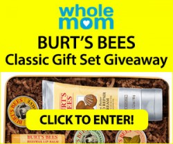 burts bees giveaway