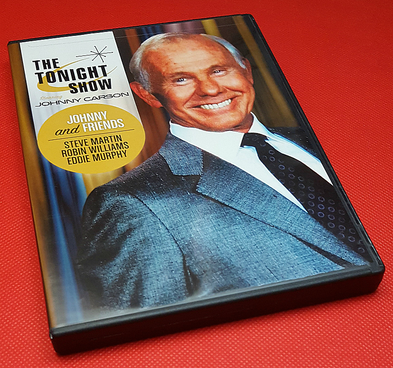 The Tonight Show Johnny and Friends Steve Martin, Robin Williams, Eddie Murphy