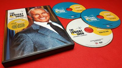 The Tonight Show Johnny and Friends DVD Set