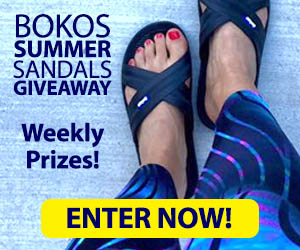 Bokos Giveaway