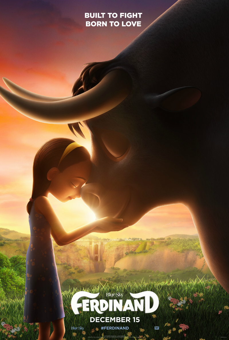 Ferdinand - Built to Fight. Born to Love.
