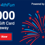 Macy's 4th Fun $50 Gift Card Giveaway – 20 Winners – Ends 7/4/17