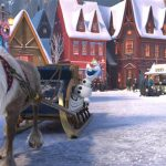 Olaf's Frozen Adventure in Theaters November 2017