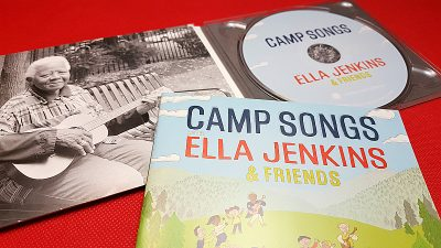 Camp Songs with Ella Jenkins Children's CD