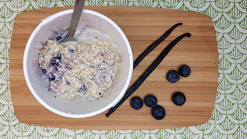 Dave's Overnight Oats
