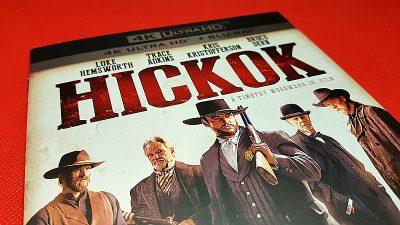 Hickok Blu-ray