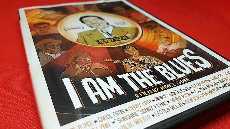 I Am The Blues DVD