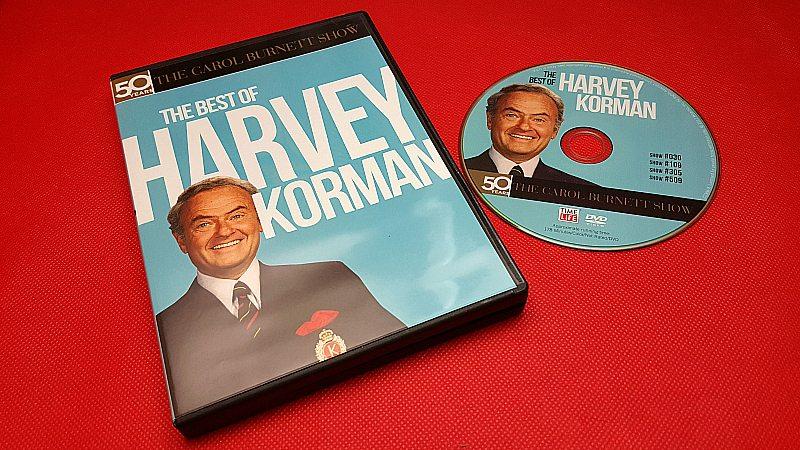 The Best of Harvey Korman DVD