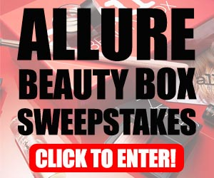 allure beauty box giveaway