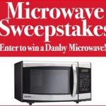 Danby Microwave Sweepstakes