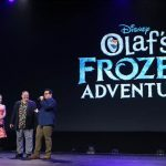 Olaf's Frozen Adventure That Time of Year