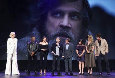 Star Wars: The Last Jedi Behind The Scenes Video Sneak Peak