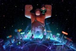 Disney Ralph Breaks The Internet: Wreck It Ralph 2