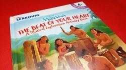 Disney Moana Beat of Your Heart