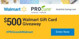 PROcureAtWalmart