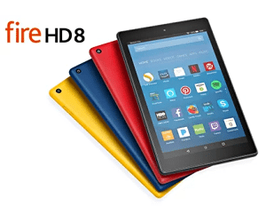 Amazon Kindle Fire Giveaway – Ends 9/19/17