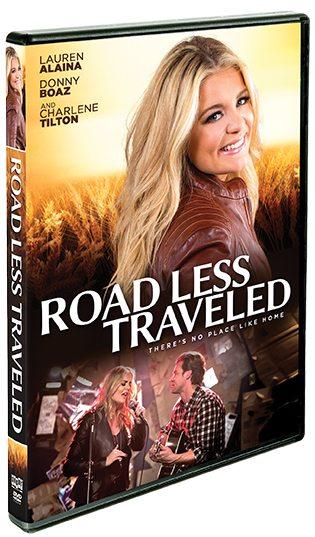 Road Less Traveled DVD