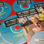 The Tonight Show Starring Johnny Carson Vault Series DVD Box Set