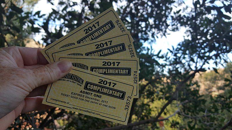 Ventura Harvest Festival Tickets