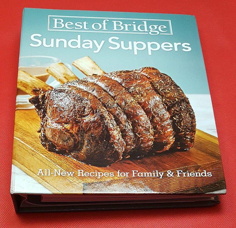 Best of Bridge Sunday Suppers Cookbook